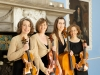 Lochrian String Quartet at Kings Weston House, Bristol